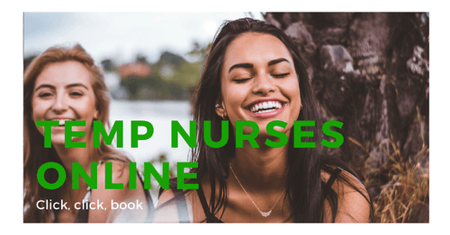 New app to book locum nurses online