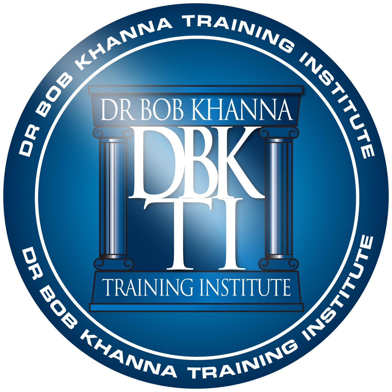 The Dr Bob Khanna Training Institute